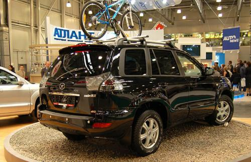 Jac SUV