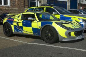 Police Lotus Exige