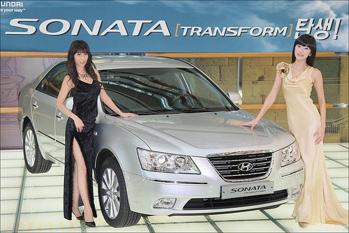 2009 Hyundai   Sonata Picture