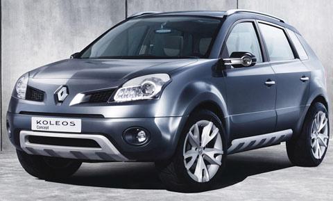 2008 Renault Koleos Concept