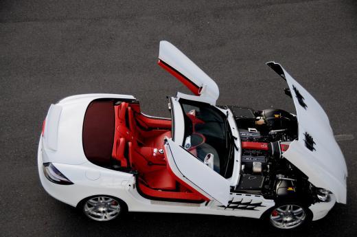 Mercedes Benz Slr Mclaren Roadster. Mercedes-Benz SLR McLaren