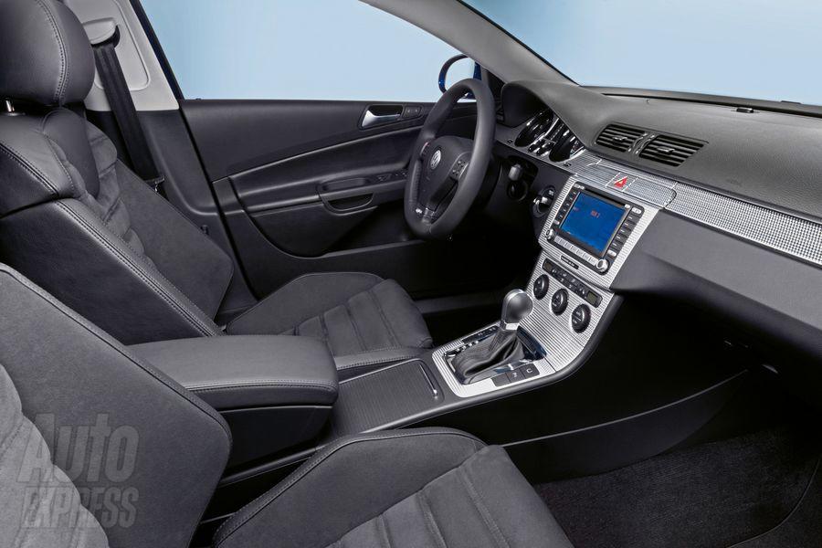 Vw Passat. VW Passat R36 middot; 2007
