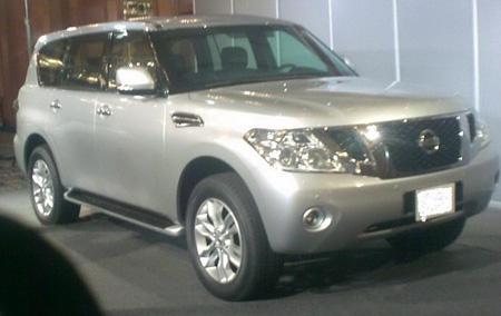 2010 Infiniti QX56