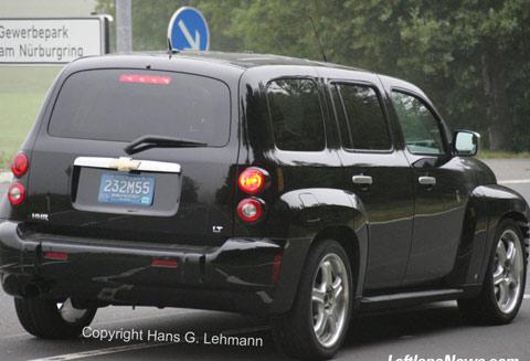 Chevrolet Hhr Ss Turbo Carblog