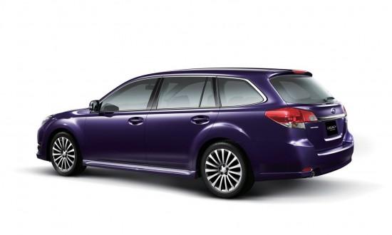 2010 Subaru Legacy Touring Wagon