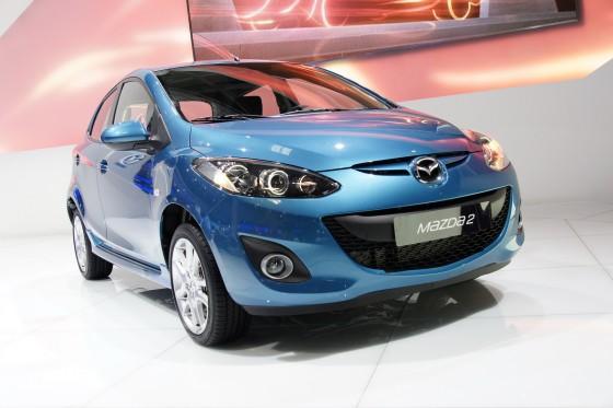 2011 Mazda2 Facelift