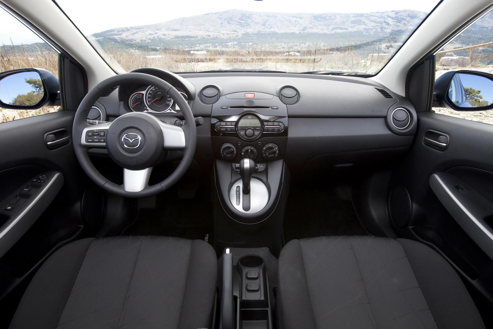 2011 Mazda 2 Specs  Automobili Image Idea
