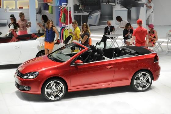 VW Golf Cabriolet Mk6