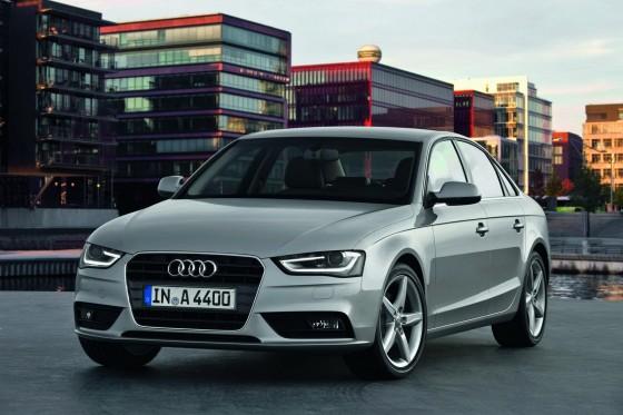 2013 Audi A4 Facelift