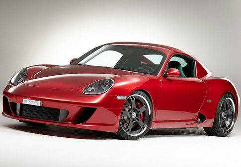 Porsche Cayman Studio Torino RK Coupe