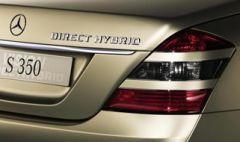 Mercedes S-Class hybrid