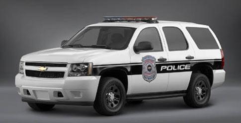2007 Police Tahoe