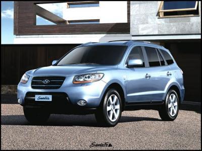 Hyundai Seven-Seat Santa Fe 2007