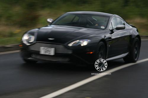 Facelifted Aston Martin V8 Vantage