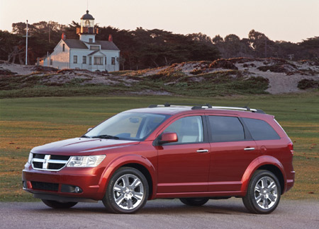 2009 Dodge Journey crossover will debut at the Frankfurt Motor Show in Germany