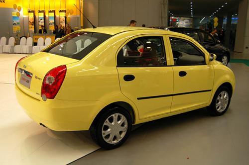Chery QQ6 sedan