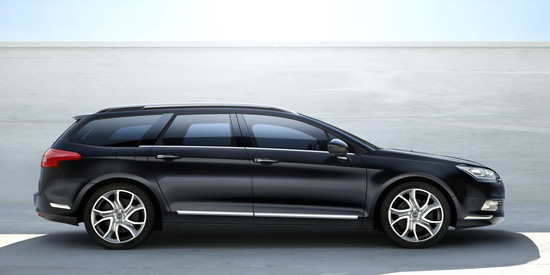 2008 Citroen C5 Wagon