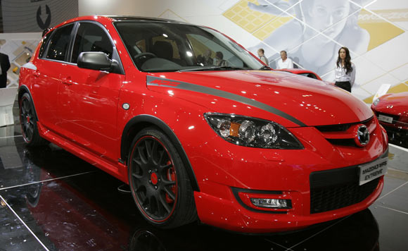wallpapers mazda 3. Mazda car 3 MPS photos images,