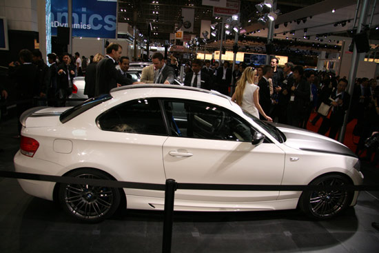 BMW Concept 1 Series tii | CARBLog