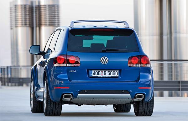 Volkswagen Touareg R50  CARBLog