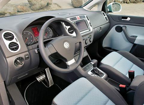 2007 Volkswagen CrossGolf