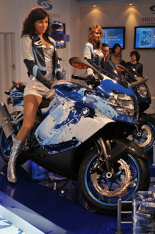 Best Auto Recovery >> Allianz Super Car and Bike girls | CARBLog