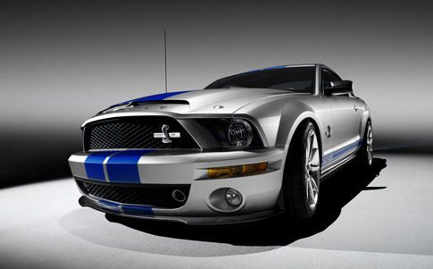 2008 Ford Mustang Shelby Cobra GT500KR