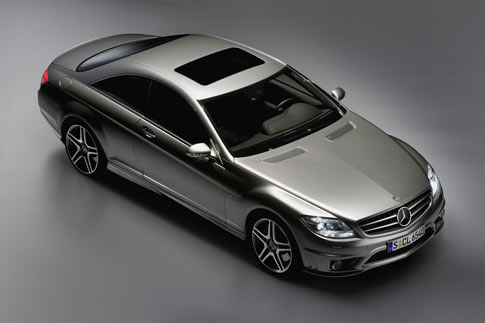 2008 Mercedes-Benz CL65 AMG