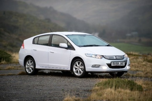 Honda 3000i. The new Honda Insight hybrid