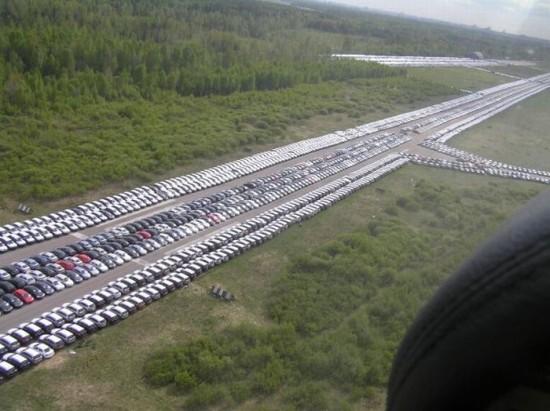 PSA Peugeot Citroen in Russia