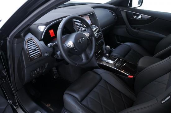Infiniti FX50 S Brabus