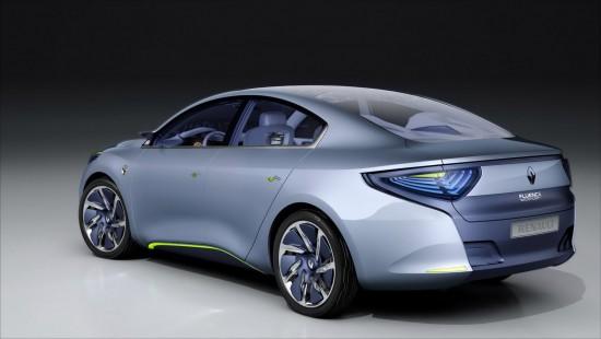 Renault Fluence Z.E. Concept