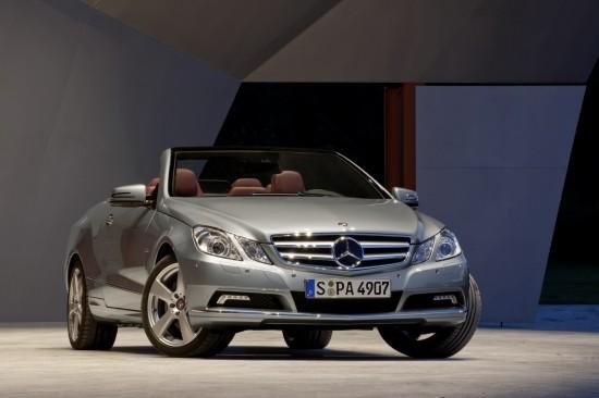 2010 Mercedes-Benz E-Class Convertible