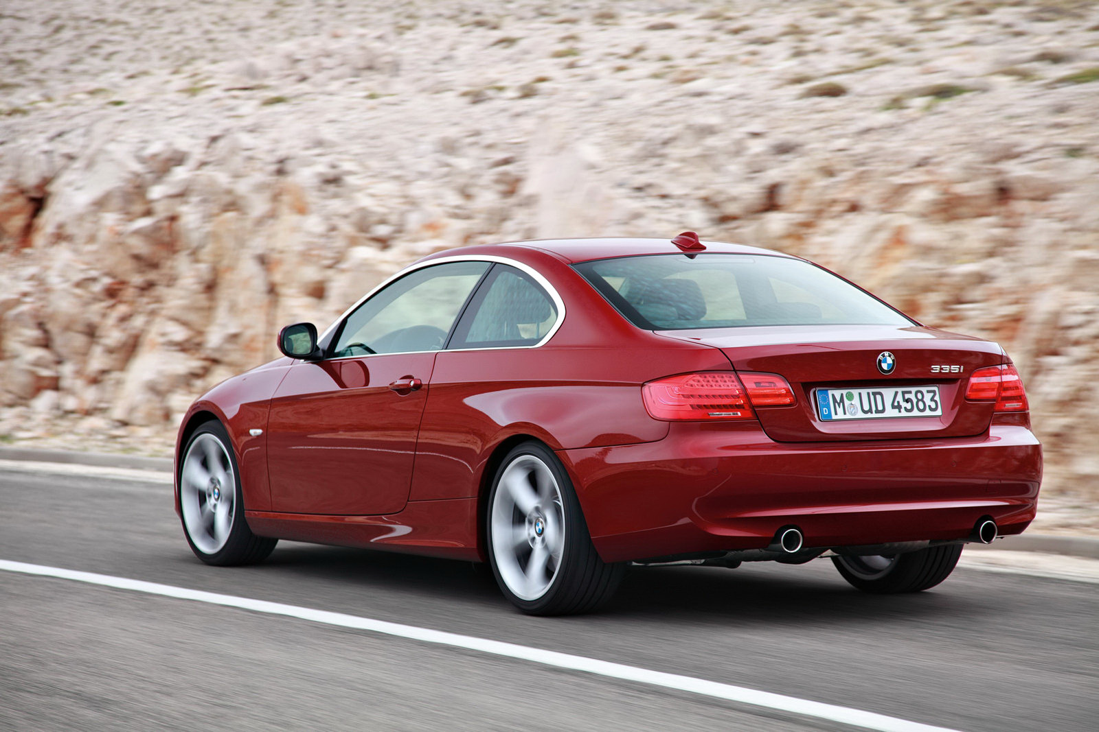 2011 BMW 3-Series Coupe and