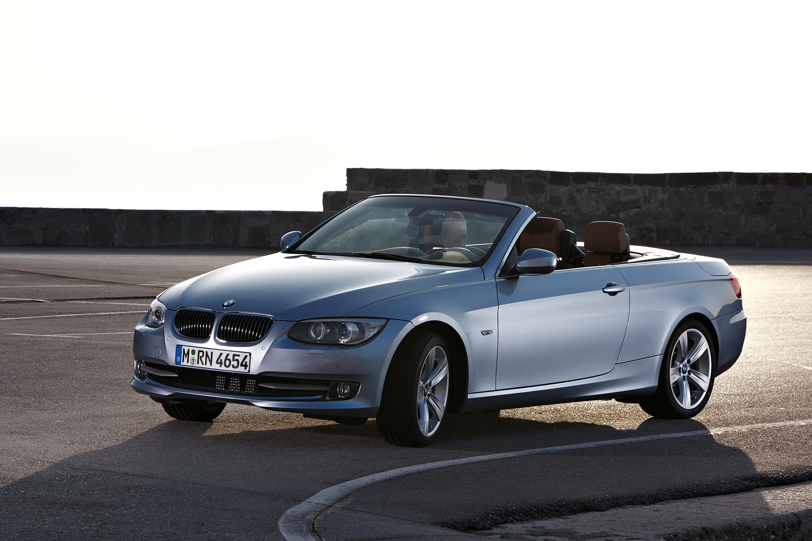 2011 bmw 3 series coupe and convertible facelift carblog. Black Bedroom Furniture Sets. Home Design Ideas