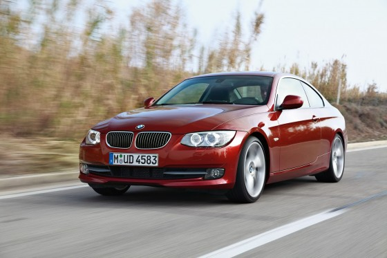 2011 BMW 3-Series Coupe and Convertible Facelift