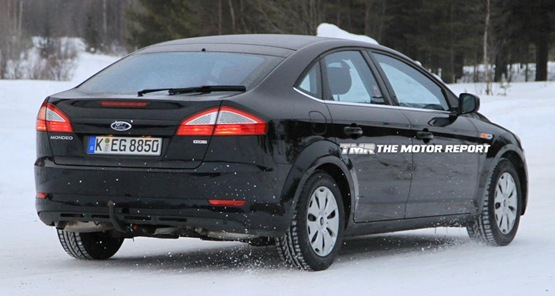We expect that the facelifted Ford Mondeo to surface at the Geneva Motor