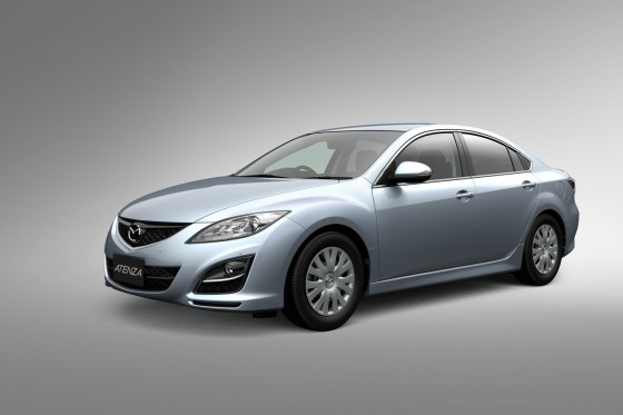 2011 Mazda Atenza Top Images