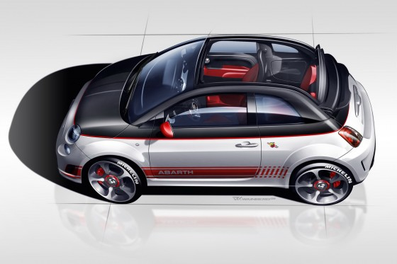 Fiat Of Tacoma Fiat 500c Abarth