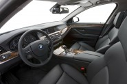2011 BMW 5-Series Long Wheelbase Sedan