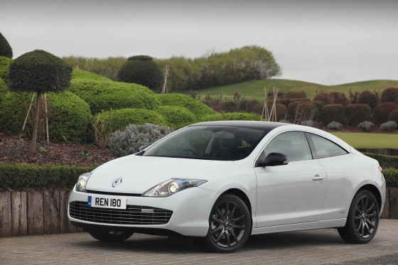 Renault Laguna Coupe Monaco GP Limited Edition