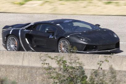 2011 Lamborghini Jota