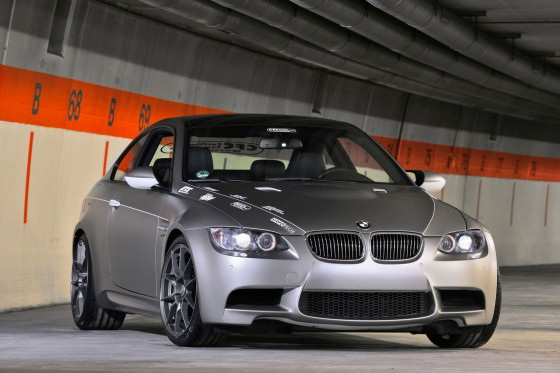 450-Horsepower BMW M3 Coupe