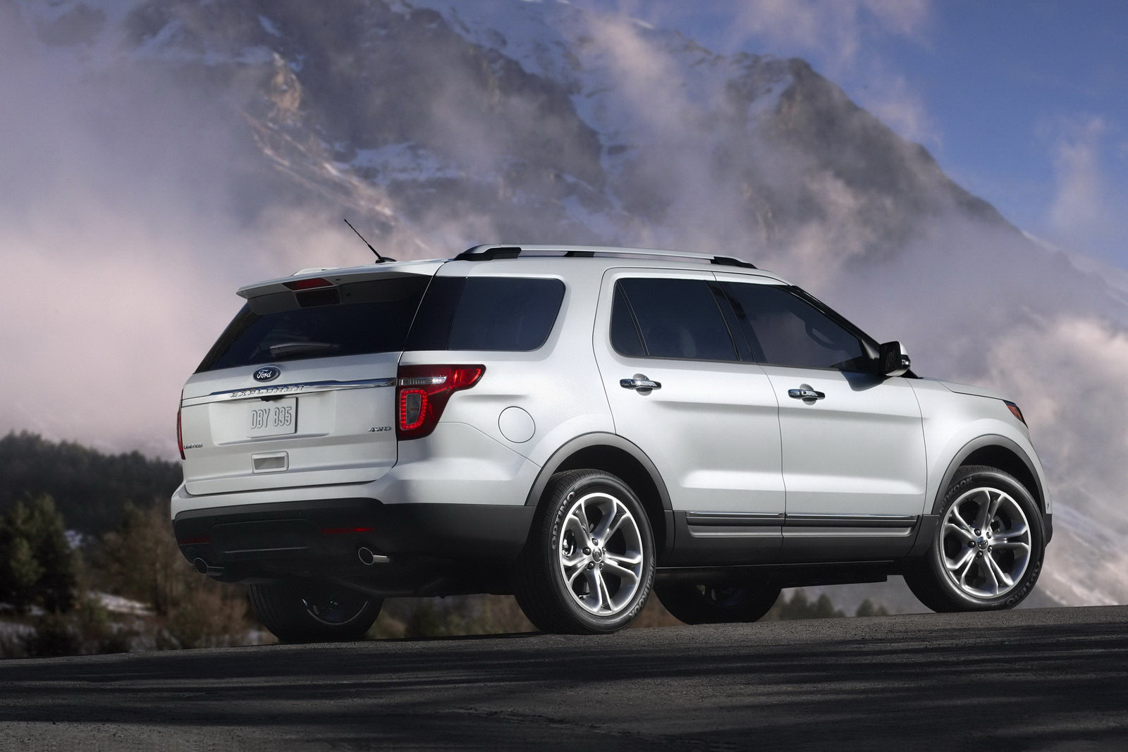 2011 Ford Explorer Carblog
