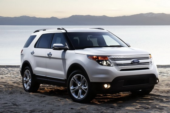 New 2011 Ford Explorer Pictures. The all-new 2011 Ford Explorer