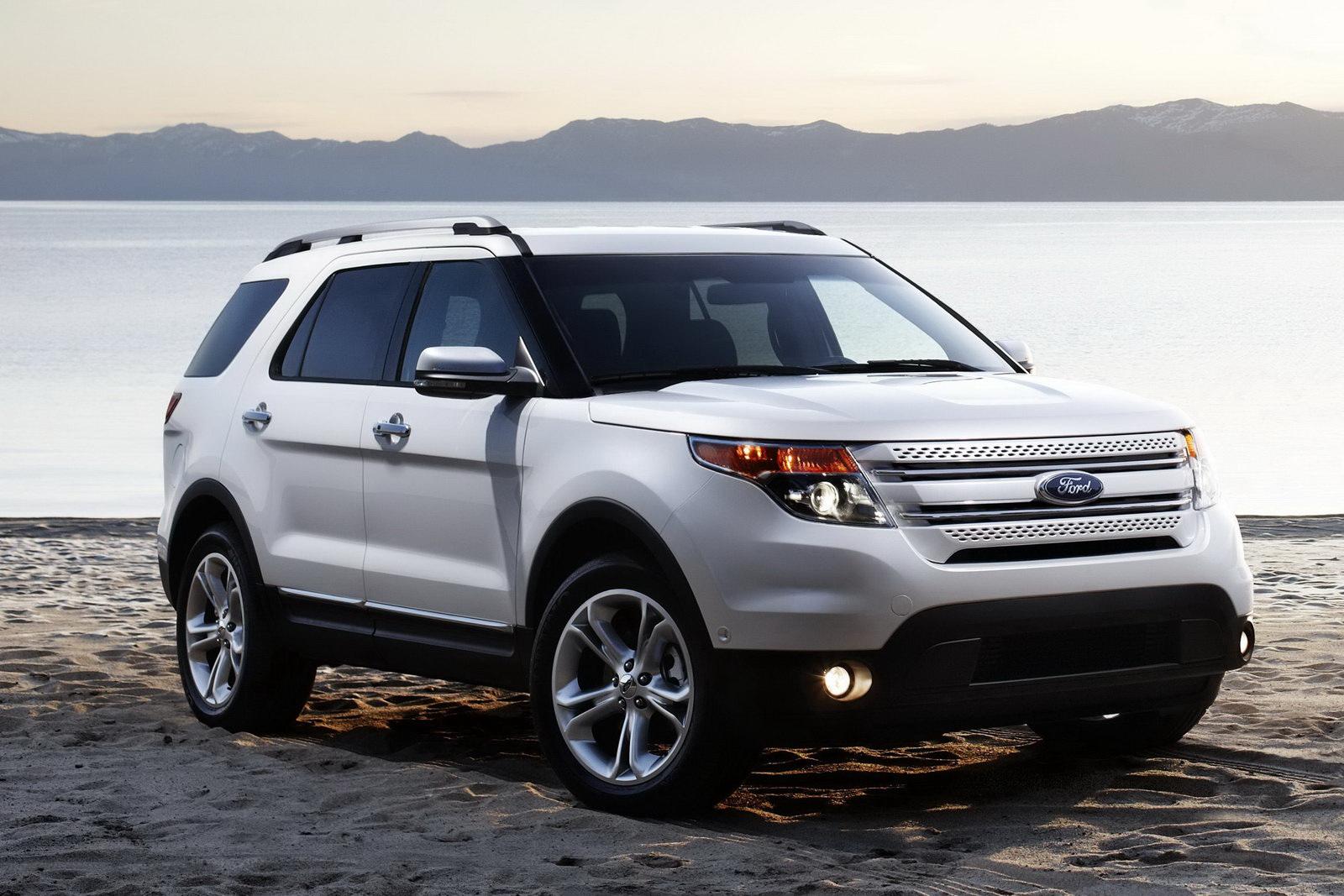 Внедорожники Ford описание, новости, цены, фото ...