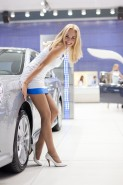 Babes of the 2010 Moscow International Motor Show