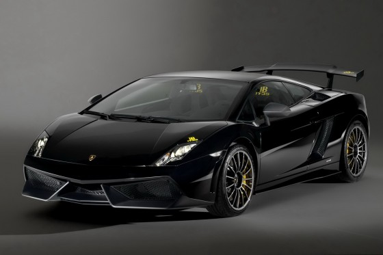 Lamborghini Gallardo LP570-4 Blancpain Limited Edition