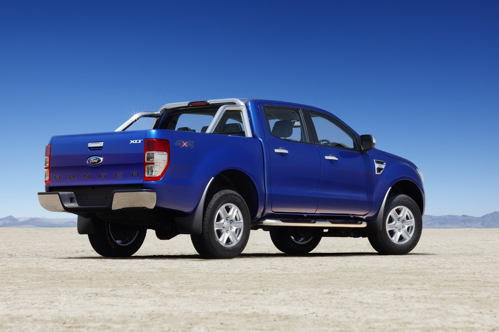 The new Ford Ranger will be built at three sites, sales scheduled to