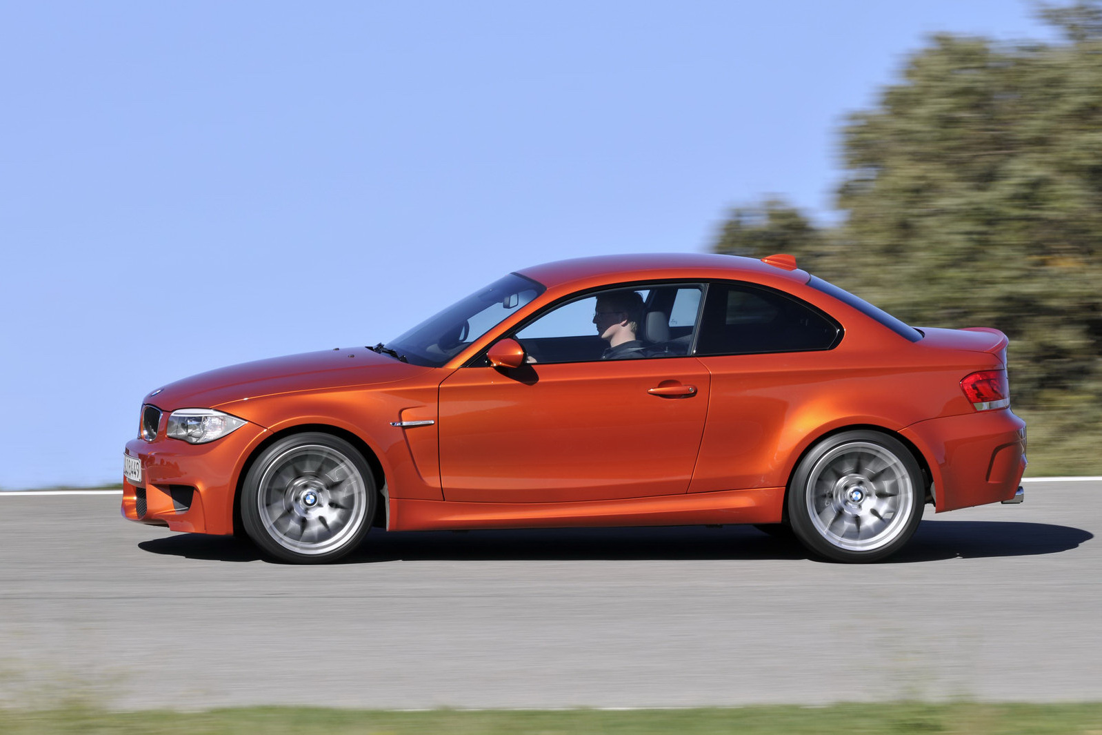 2012 Bmw 1 Series M Coupe Carblog